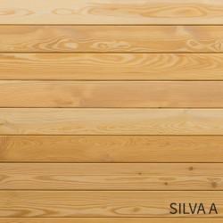 Siberian Larch Tongue & Groove Cladding - 21 x 121mm - Silva Timber