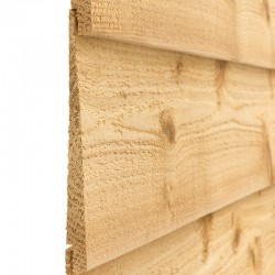 Cascadia Western Red Cedar Bevel Cladding - 18 x 187mm image