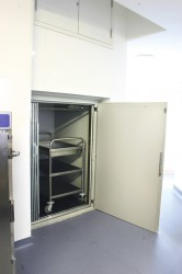 300kg Service Lift - The Trolleylift - Stannah
