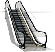 The A2S Commercial Escalator - Stannah image