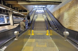 The A2S Commercial Escalator - Stannah - Stannah