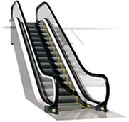 The A2 family of escalators are designed and manufactured to cover all commercial, industrial and public transport applications. With a wide range of finishes and materials available for each type, they provide a flexible selection of escalator arrangements th...