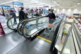 The ST Inclined Moving Walkway - Stannah - Stannah