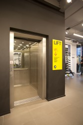 6-13 Person Passenger Lift - The Maxilift 2.0 - Stannah