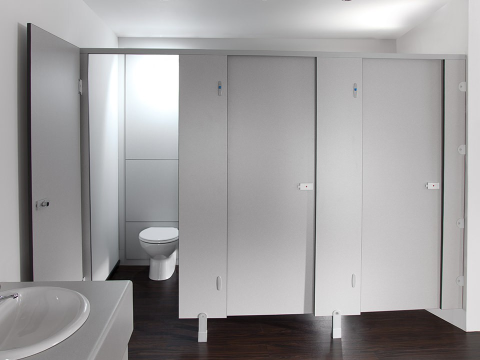 Pennine Budget Toilet Cubicles By Cubicle Centre