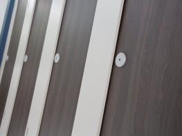 Malvern Plus - MFC Toilet Cubicles - Cubicle Centre