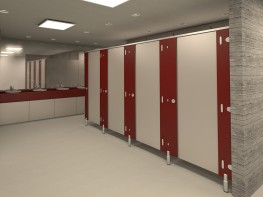 Cairngorm is suitable for wet environments where hygiene is important, such as hospitals, sports and leisure centres. This range is also popular in high-traffic locations prone to vandalism such as schools, camping sites, railway stations, and motorway service...