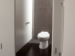 Grampian - HPL Toilet Cubicles - Cubicle Centre