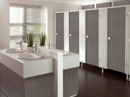 Grampian is a tough cubicle system suited for areas of high traffic and reasonably robust conditions. A popular choice for offices, hotels and restaurants. 