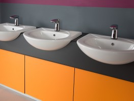 Vanity Units - Inset and Semi-recessed - Cubicle Centre