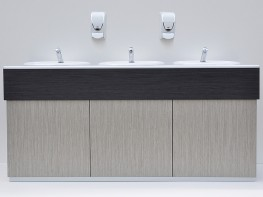 Want to create a uniform look in your washrooms? And hide ugly pipe work?