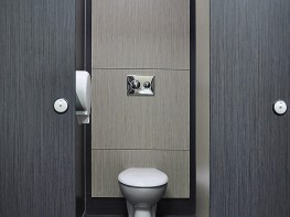 Wc Panel System Protective Washroom Wall Panels By