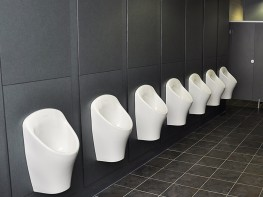 Urinal Panel System image