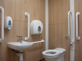 Healthcare IPS - Safe Wall Panel System - Cubicle Centre