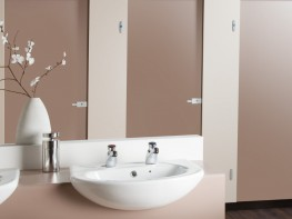 Pendle - Fast Delivery Toilet Cubicles - Cubicle Centre
