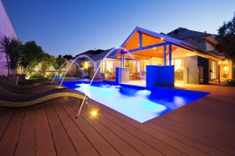 Dura Deck Composite Decking image