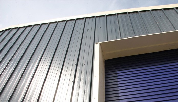 Insulated Metal Wall Panels : Product information for as insulated panels by a