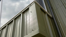 AS35/ 1000 Insulated Panels - A Steadman and Son