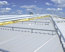AS Profiled Steel Cladding System image