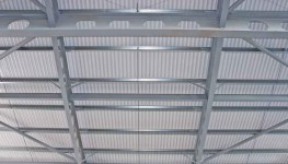 Sheeting rails may be selected as either Zed profile or Cee profile sections. These are formed from the same coils and are each available in the same depth and thickness range. Cees may be substituted for Zeds at window and door framing and at composite claddi...