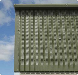 Ventair Metal Wall Cladding image