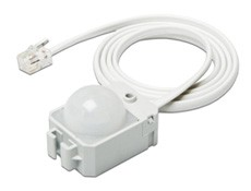 A luminaire-mounted sensor, providing two channel control. Presence detector (PIR). Constant light sensor. Infrared (IR) receiver. Compatible with all iDim ballasts and drivers....