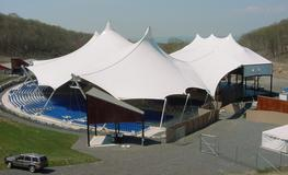 One of the main reasons architects and designers like tensile fabric structures is the fact that fabric lends itself to creating dynamic shapes. It's the various curves and complex geometry that makes fabric structures so unique. The ingenuity and scale of e...