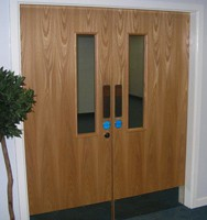 Timber Doorsets image