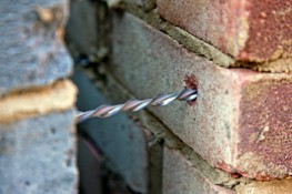 DryFix is a versatile and rapidly installed mechanical pinning and remedial tying system that requires no resin, grout or mechanical expansion.