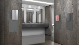 AIRGUARD. Back Board for hand dryers, maintaining a clean, safe environment for users. - Veltia UK Limited