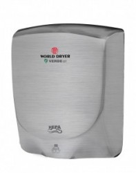 VERDEdri  DDA Hi-Speed Surface Mounted, Hands Under Dryer - Veltia UK Limited