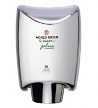 SMARTdri™ Series high-speed hand dryers are the most energy efficient, durable, hygienic hand dryers on the market today. SMARTdri's proprietary motor technology offers the longest service life of any high-speed hand dryer. The intelligent, flexible contro...
