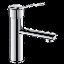 Mechanical basin mixer image