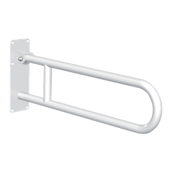 Basic drop-down grab bar, Ø 32mm, L. 760mm image