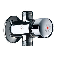 TEMPOSTOP shower valve, exposed, time flow (ref.747000) image