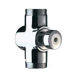 TEMPOCHASSE direct flush valve with push-button (ref.760000) image