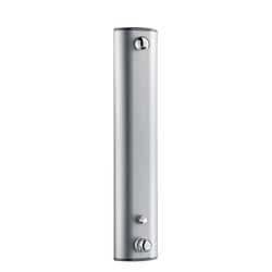 SECURITHERM shower panel, thermostatic and time flow, Ø 15mm conical inlets (ref. 79230015) image