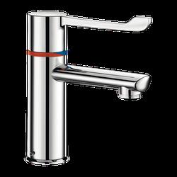 SECURITHERM basin mixer H. 85mm, copper tails, lever L. 146mm (ref. H9605610) image