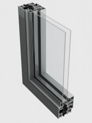 This three chamber aluminium window system has been designed to offer the highest levels of performance, alongside the flexibility to tailor window configurations to your requirements.