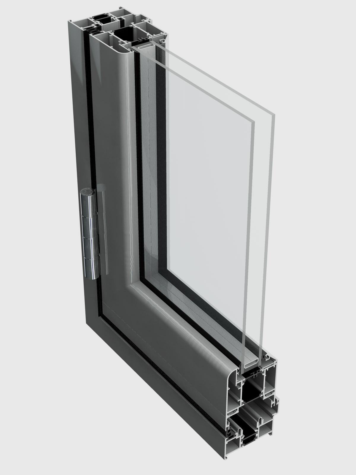 Folding Door Systems : Bsf folding door system by aluk gb ltd