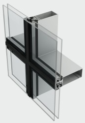 SG52 Curtain Walling System - AluK (GB) Ltd
