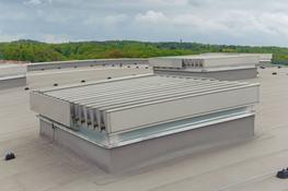 Es-Louvres are CE marked and fully certified to BS EN12101-2 and compliant to Building Regulation ADB and ADL.  Louvre smoke vents exhaust heat and smoke during fire and are particularly suited to locations exposed to high wind loads, and in areas requiring ...