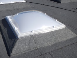 Em-Dome modular rooflights are incredibly high quality, thermoformed rooflights. Available in a range of sizes, shapes and glazing options, the Em-Dome rooflights suit virtually any requirement. Made from polycarbonate, the Em-Dome rooflights are durable and b...