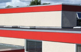 T-Trim aluminium roof edge trims are high quality, economical roof edge trims. Manufactured from aluminium and designed to provide an unobtrusive finish. T-Trims are for use with flat roofs and are not affected by atmospheric pollution or rust....