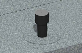 The T-Vent breather vents are available in EPDM or PVC-u and are designed to allow water vapour to escape from the structure....