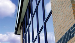 Curtain Walling by Eurocell