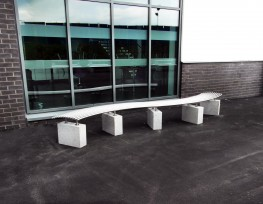 Malford Bench MBN211 image