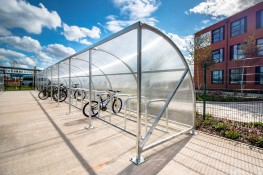 Malford Cycle Shelter MCS206 image