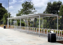 Malford Cycle Shelter MCS208 image