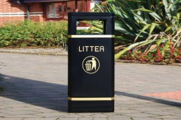 Malford Litter Container MLC209 - Langley Design